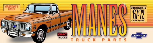 Manes Truck Parts