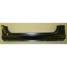 Suburban 3rd Door Rocker Panel 1967-72 Chevy/GMC