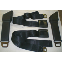 4 Pc Seat Belt Set 67-72 Chevy/GMC Truck