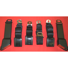 6 Pc Seat Belt Set 67-72 Chevy/GMC Truck