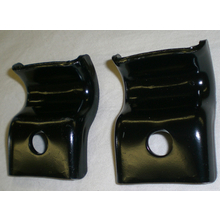 Rear Seat Hold Down Clamp Brackets (Pair) 1969-72 Chevy/GMC Blazer Jimmy