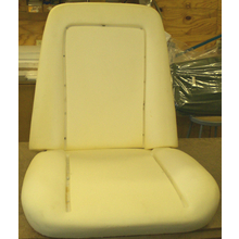 Bucket Seat Buns or Foam 1969-72 Chevy/GMC Truck
