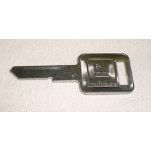 Square GM Key Blank - 67-72 Chevy/GMC Pickup Truck Blazer Suburban