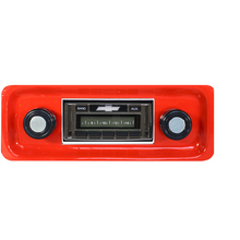 USA-230 AM/FM Digital Radio w/ Aux Input 67-72 Chevy/ GMC Truck