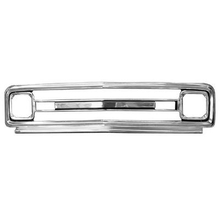 1969-1970 Chevrolet Truck Outer Grill - Smooth