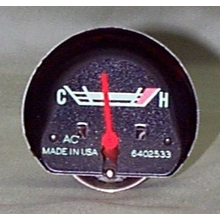 Temperature Gauge 1967-72 Chevy GMC Truck