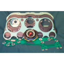 Tach Conversion Kit 5000 RPM 67-72 Chevy/GMC Truck