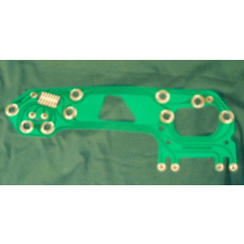 Dash Printed Circuit Board for Gauges with Tach or Non-tach 1967-72 Chevy GMC Truck