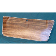 Glove Box WoodGrain Decal 1967-72 Chevy GMC Truck