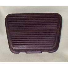 Brake and Clutch Pedal Pad Deluxe 1967-72 Chevy GMC Truck