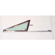 Wing Window Complete Assembly - 1968-72 Chevy/GMC Truck