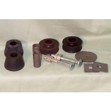 Core or Radiator Support Bushing Kit (Rubber) - 1969-1972 Chevy/GMC Truck