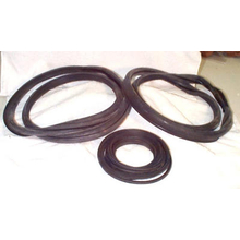 Suburban Cargo Door Glass Gaskets (Pair) 1969-72 Chevy/GMC