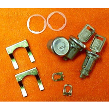 Ignition Cylinder and Door lock Set 1967-72 Chevy GMC Truck
