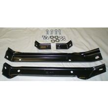 Front Bumper Bracket Set 2wd-1967-72 Chevy/GMC Truck